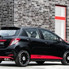 Toyota Yaris Trd Turbo Sportivo Price New Tuned By Musketier - Autoevolution