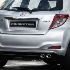 Toyota Yaris Trd Turbo Posisi Nomor Mesin Grand New Avanza Tuned By Musketier - Autoevolution