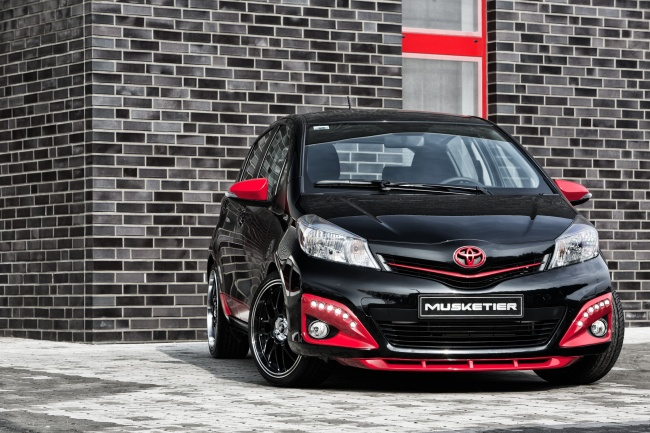 all new yaris trd 2016 perbedaan grand avanza g dengan veloz toyota tuned by musketier - autoevolution