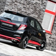 New Yaris Trd 2017 Toyota All Vellfire 2.5 Zg Edition Tuned By Musketier - Autoevolution