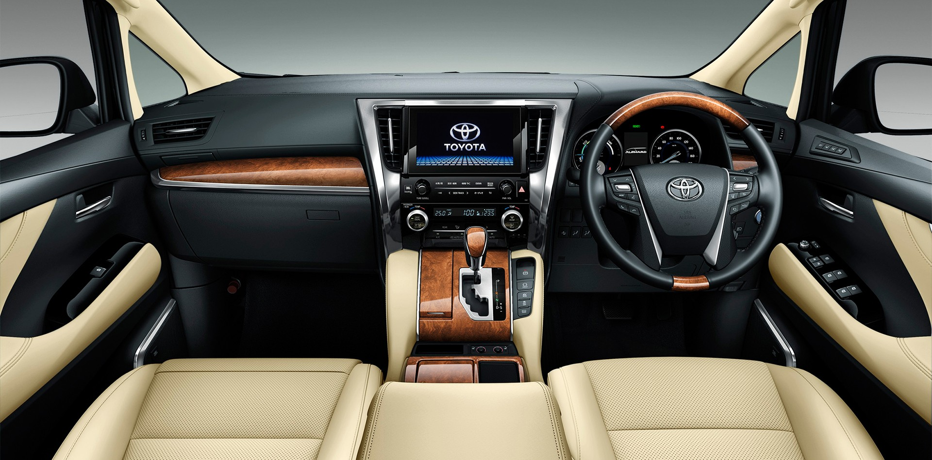 all new alphard interior rasio kompresi grand veloz watch a silent review of the toyota autoevolution 2015 dashboard