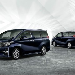 All New Camry Black Toyota Yaris Trd Price Next Generation Alphard Is Bolder Than Ever [video ...