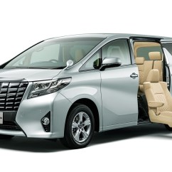 All New Toyota Camry 2019 Malaysia Dimensi Grand Avanza 2015 Next Generation Alphard Is Bolder Than Ever [video ...