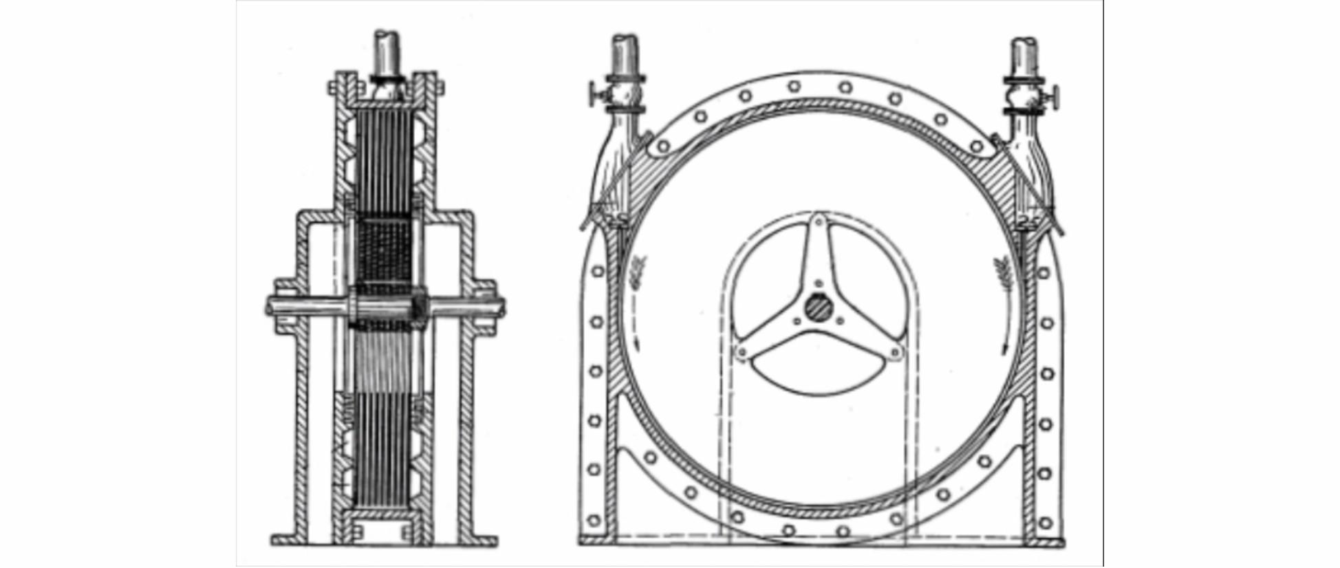 hight resolution of  ontario tesla turbine diagram u s patent 1 061 206 1909 october 21 turbine improvements in rotary engines