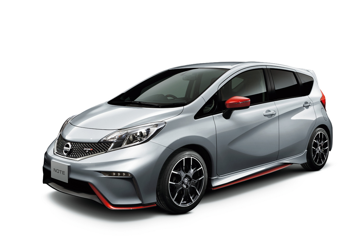 Nissan Note NISMO And NISMO S Are Not Your Typical MPVs