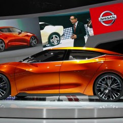 All New Camry V6 Grand Avanza E 2018 Nissan Sport Sedan Concept Previews The 2016 Maxima [live ...