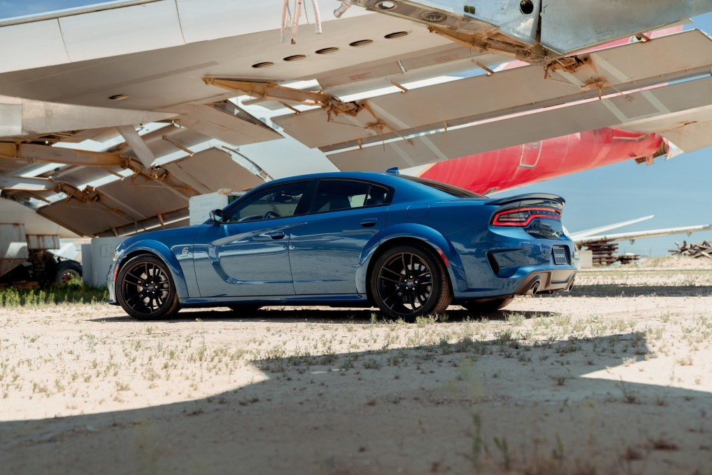 Non-Widebody Dodge Charger SRT Hellcat Discontinued For ...
