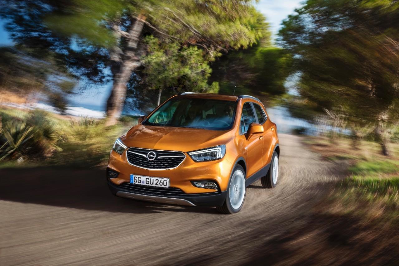 Opel Mokka X Successor Coming In 2019 Large SUV In 2020
