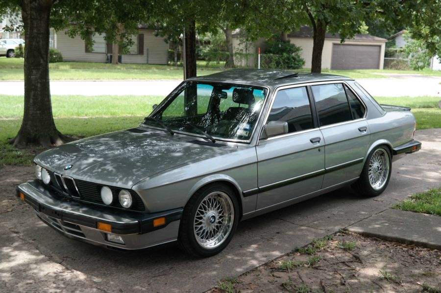 Own a Classic BMW 535is for Just $7,000 - Photo Gallery ...