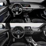 Photo Comparison 2020 Bmw 1 Series Vs 2017 Bmw 1 Series Autoevolution