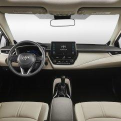 All New Corolla Altis 2018 Vellfire 2020 Toyota Turns Hybrid For The U.s. ...