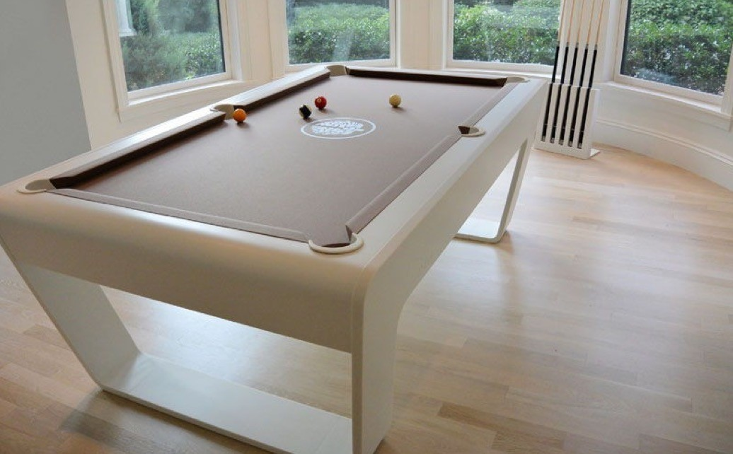 Porsche Design Made A Pool Table That Costs 30000 Autoevolution