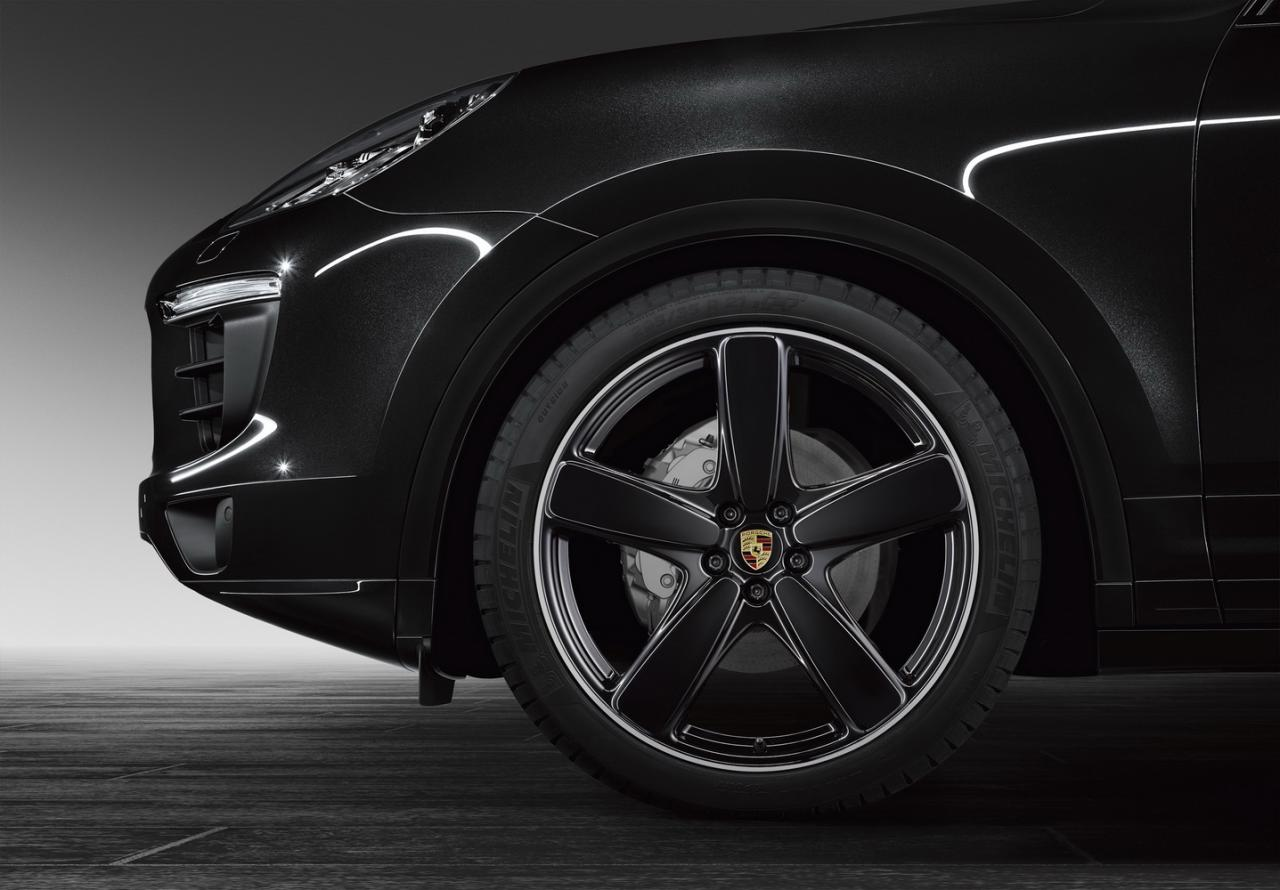 Porsche Exclusive Has Fresh Goodies for the Macan Cayenne and Panamera Models  autoevolution