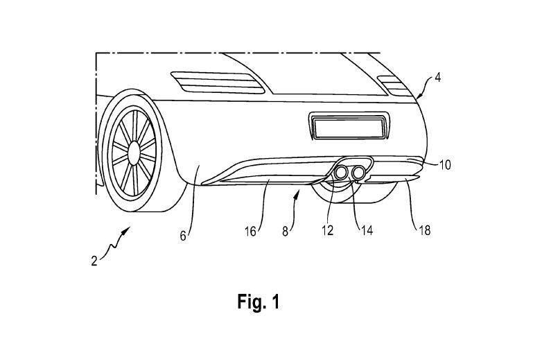 Porsche May Revolutionize Aerodynamics with Active Rear