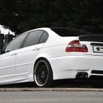 Prior Design S Kit Brings Bmw E90 M3 Bumpers To E46 Sedans Autoevolution