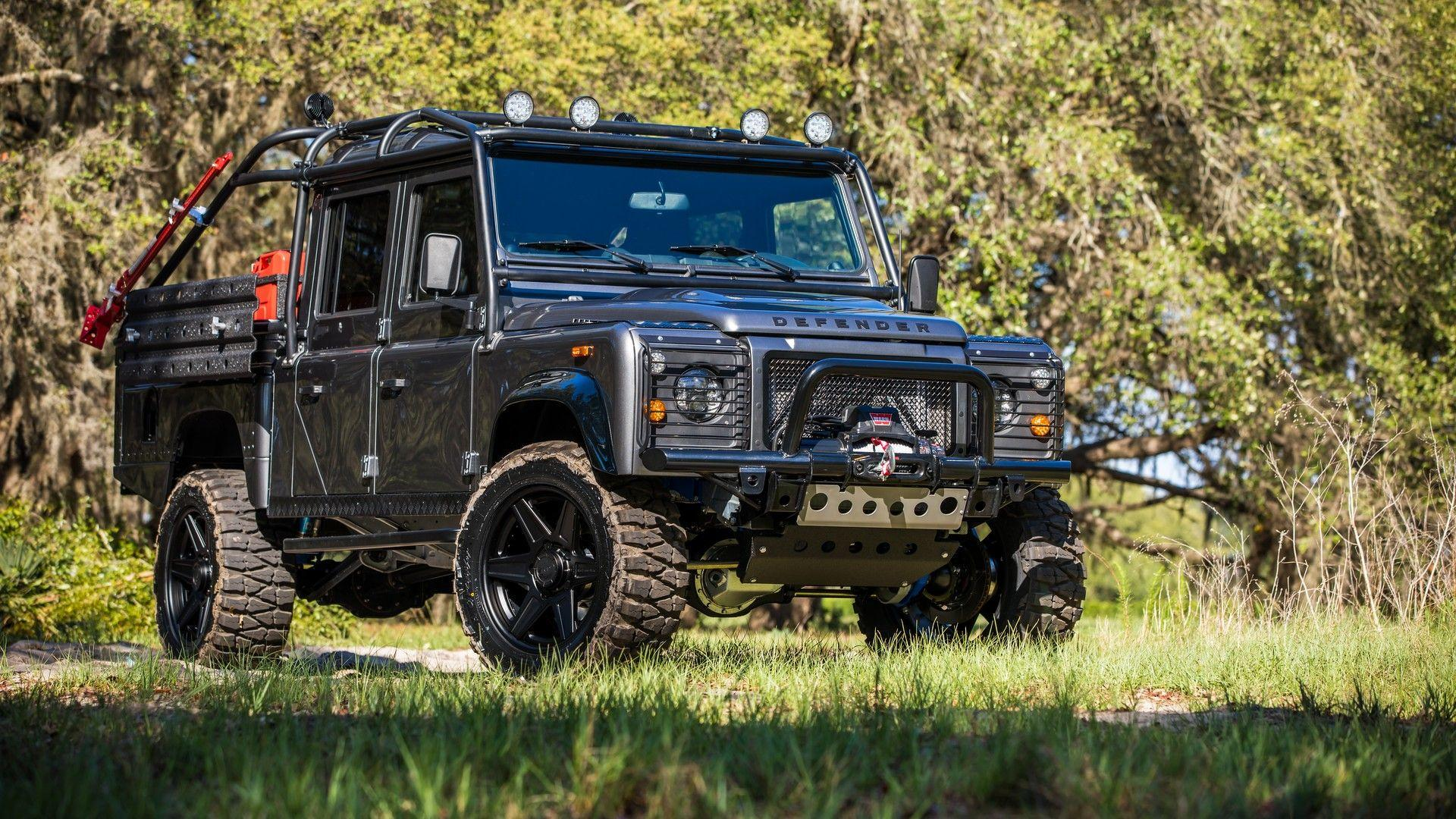 2019 Land Rover Defender Confirmed ing with Five Body Styles
