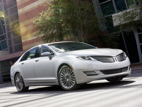 small resolution of  lincoln mkz