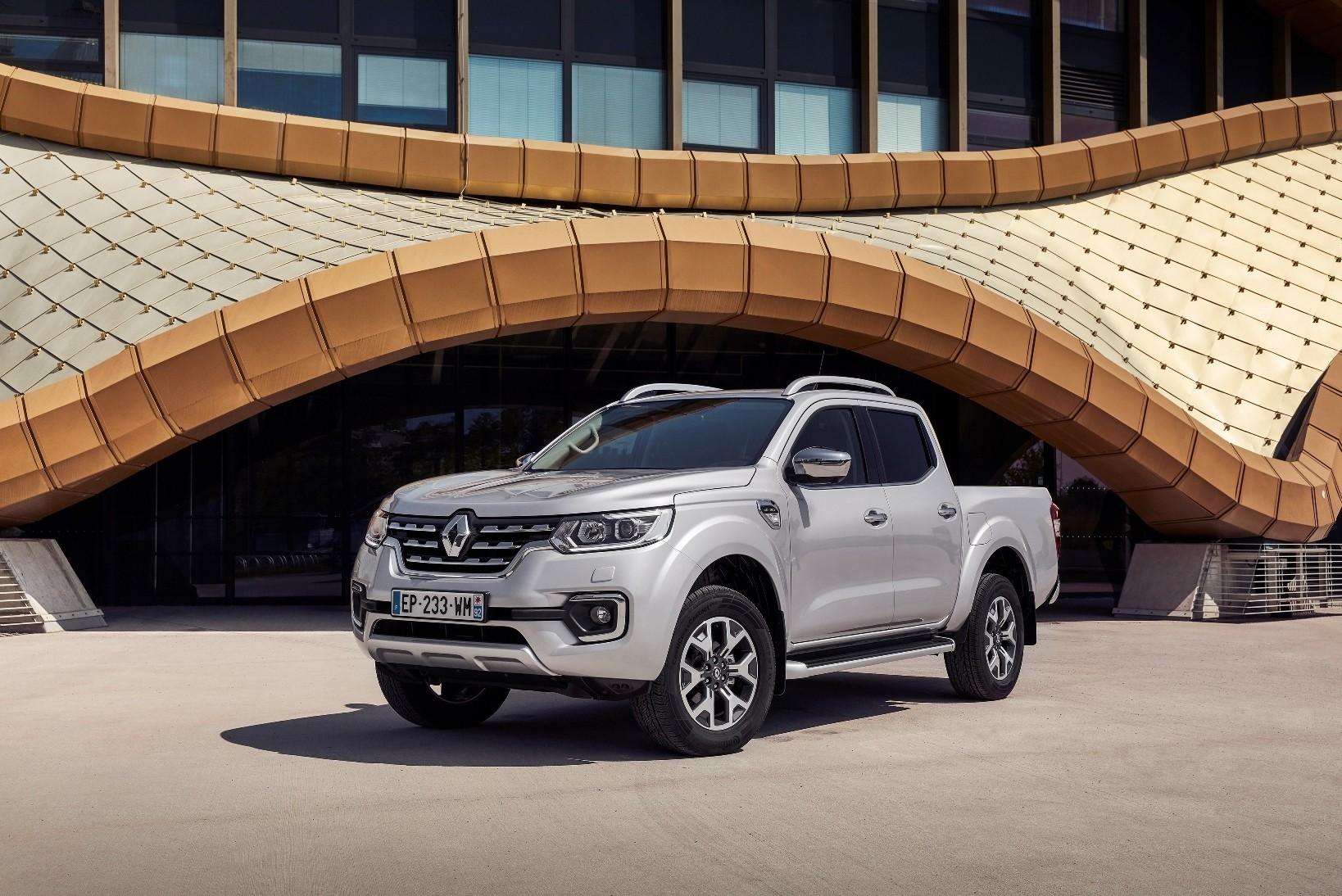 Renault Alaskan Pickup Confirmed For Europe Deliveries