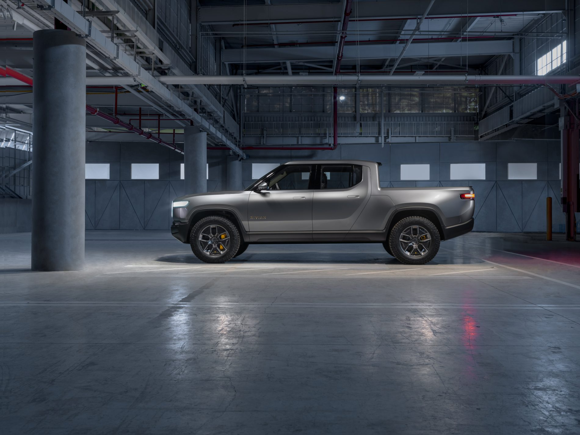 Rivian Shows The Future Of Electric Pickups And SUVs In