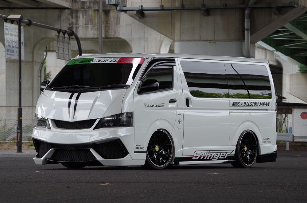 all new camry philippines harga kijang innova bekas australia gets toyota hiace range - autoevolution