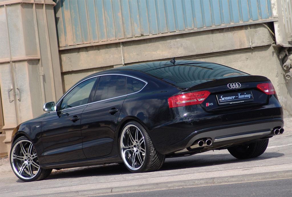Senner Tuning Offers Grand Prix Pack For Audi S5 Sportback