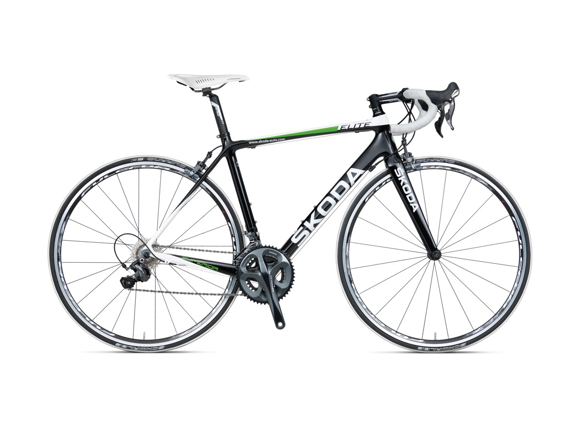 Skoda Launches Carbon Frame and Electric Bicycles for 2014