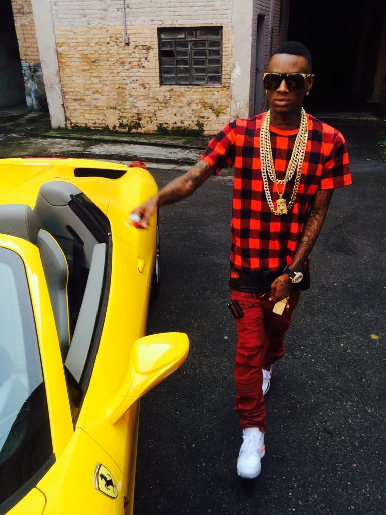 Soulja Boy Has Exotic Rides and Ladies in New Video Shooting  autoevolution