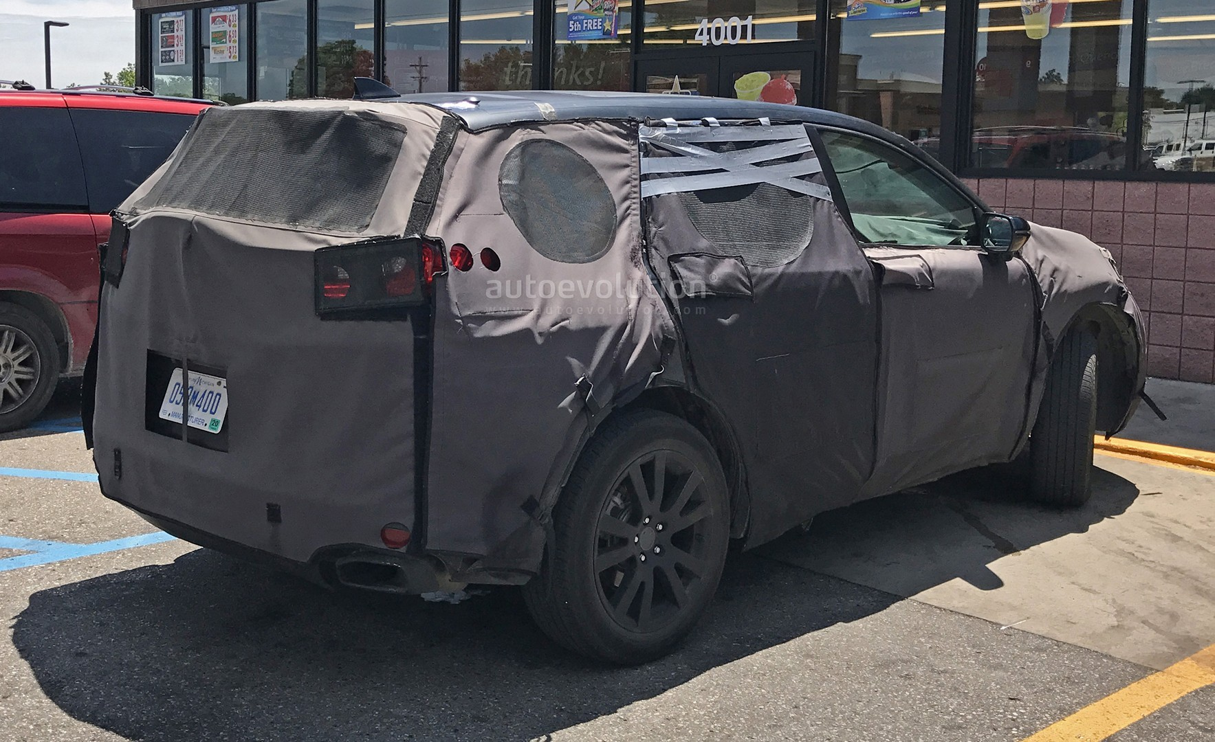 Spyshots 2019 Acura RDX Is Honda CR Vs Premium Brother