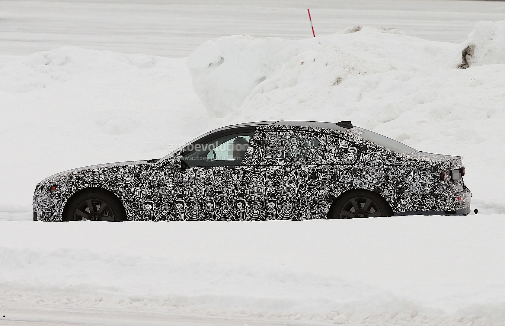 Spyshots Next Generation G11 Bmw 7 Series