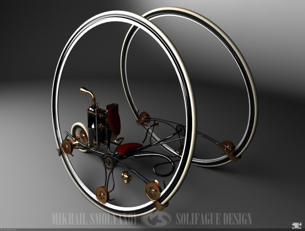 Steam Engine Motorcycle Concepts Fantastic