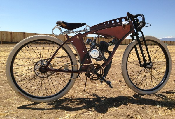 Custom Board Tracker Motorcycles