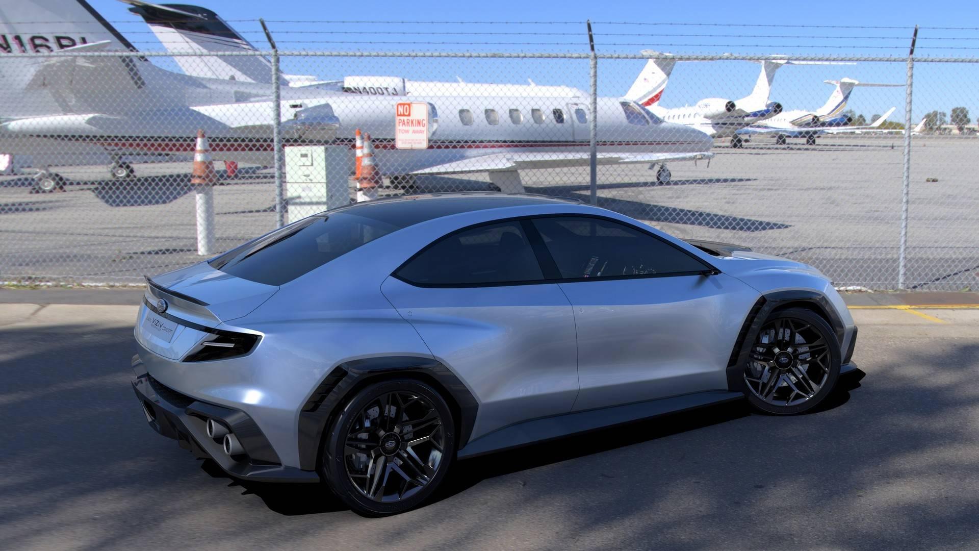 subaru 2021 hatchback