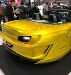 tamon design concept honda s2000 bodykit tamon design concept honda s2000 bodykit  [ 960 x 960 Pixel ]
