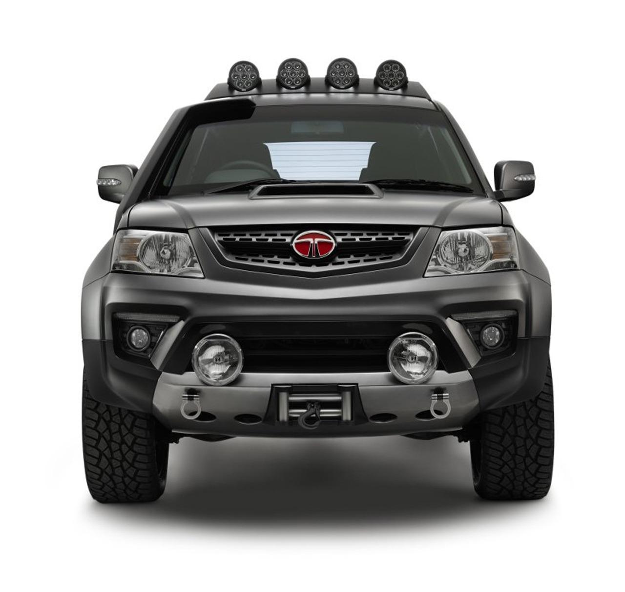 Pickup Truck Rear Led Lights