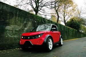 Tazzari Zero Priced at 18,000 Euros  autoevolution