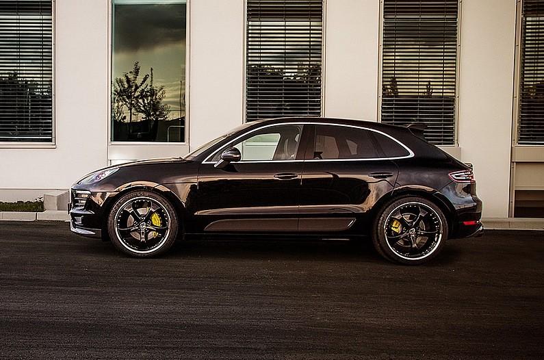 Techart Tunes The Porsche Macan S Diesel To 300 HP