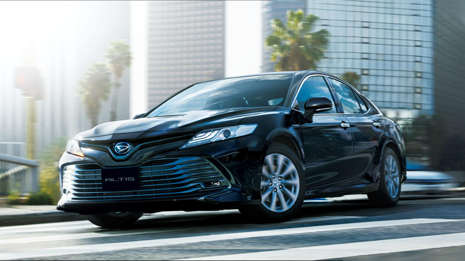 all new corolla altis 2018 jual grand veloz 2016 the daihatsu is a japan only take on