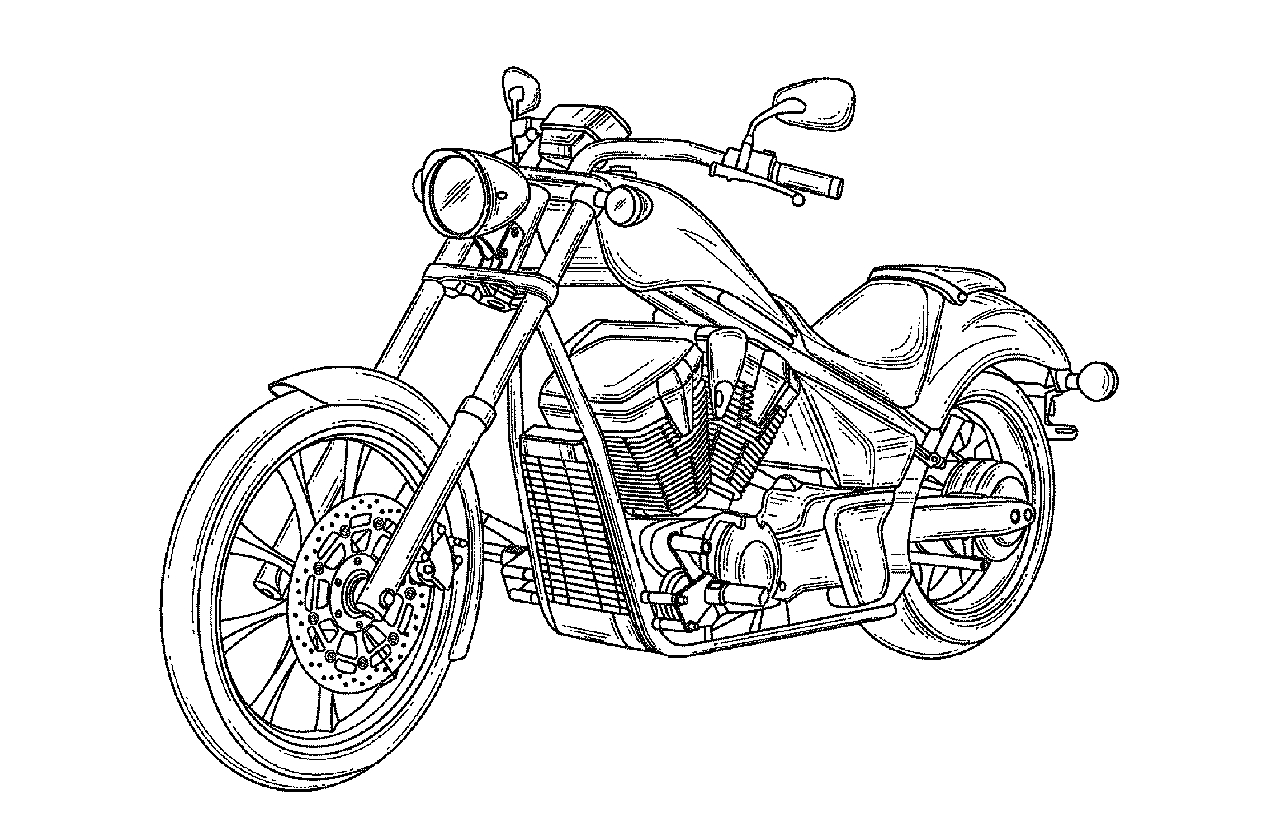 The Honda Fury Tatoos Kids