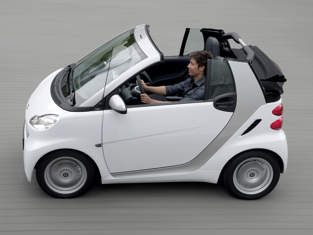 medium resolution of  smart fortwo cabriolet
