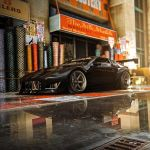 This Nissan 300zx With A Custom Bodykit Is The Car You Ll Love But Can T Have Autoevolution