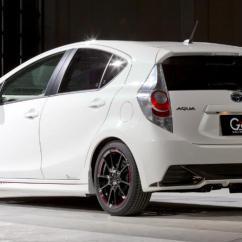 Toyota Yaris Trd Turbo Oli Untuk Grand New Veloz Tokyo Auto Salon 2013: Aqua G Sports Concept (prius ...