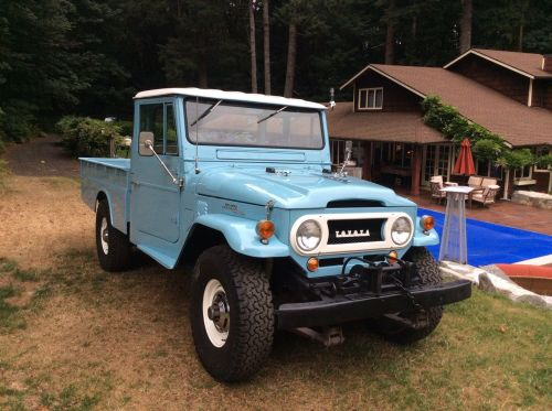 small resolution of top condition toyota land cruiser fj45 pickup waiting for you