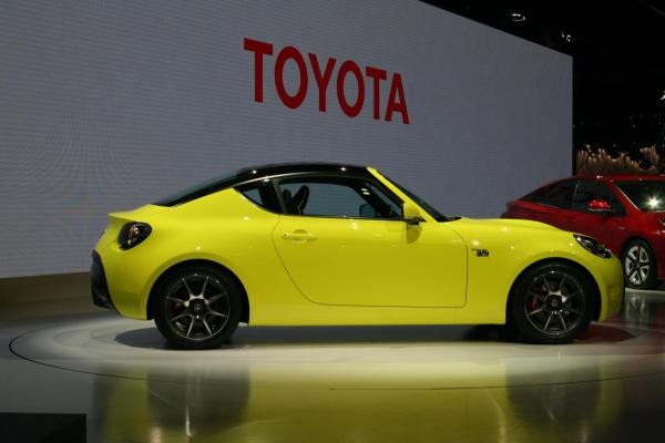 Toyota Celica Trademark Filing Sparks Rumors About New