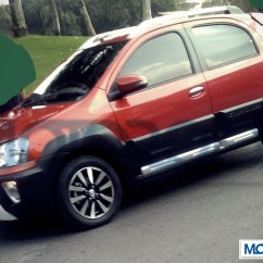 Toyota Yaris Ts Trd Tune Up Grand New Avanza Etios Cross Spotted In India - Autoevolution