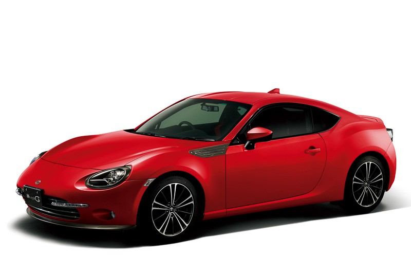Toyota GT 86 Gets TRD and Style Cb Limited Editions in