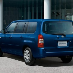 Is The New Camry All Wheel Drive Harga Grand Veloz Toyota Launches 2014 Probox And Succeed In Japan ...