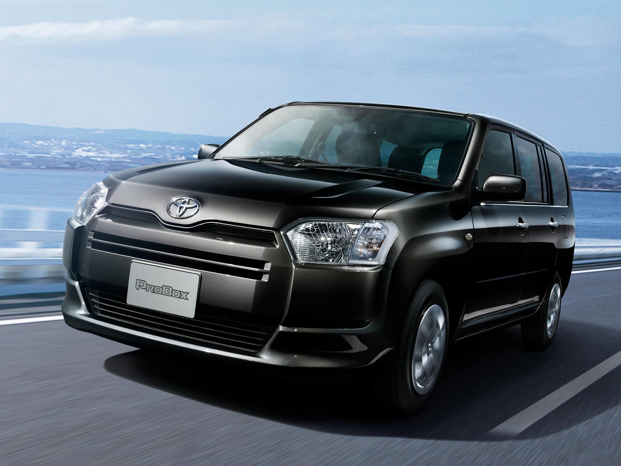 Pimped Out Toyotum Probox