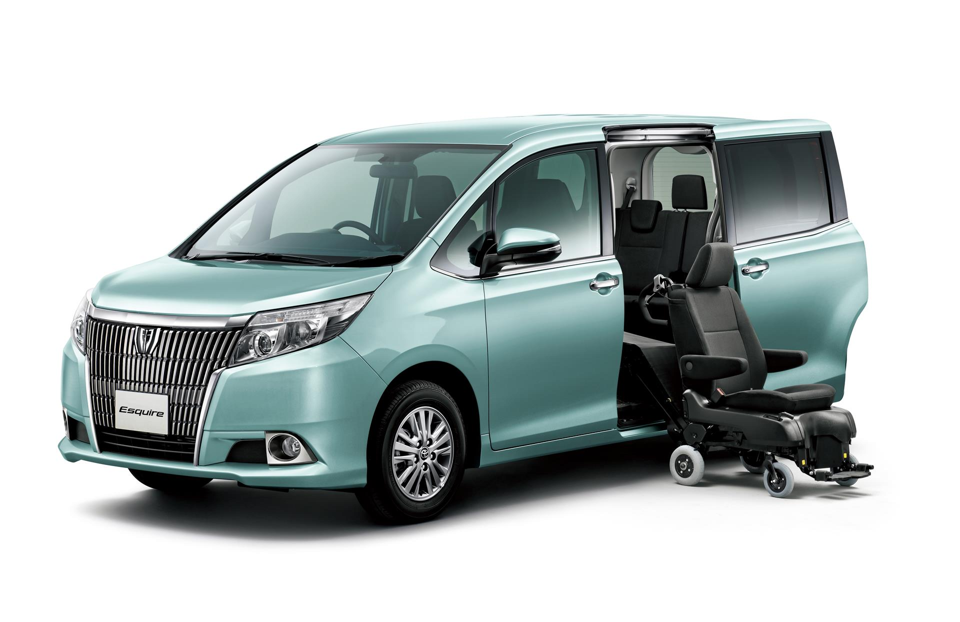 toyota all new vellfire 2.5 zg edition konsumsi bbm grand veloz 1.3 reveals esquire van batman would drive one