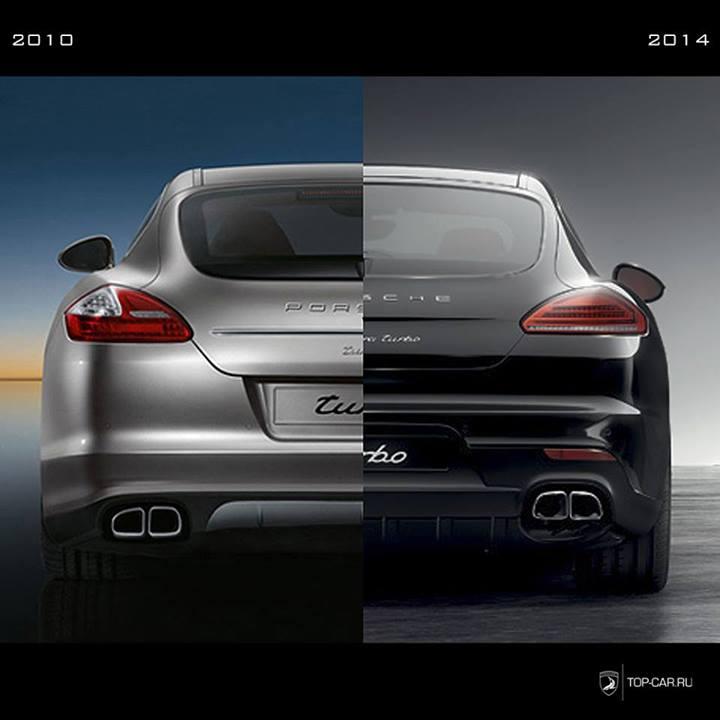 Porsche Boxster Wallpaper Hd Turn Your Panamera Into A 2014 Model Conversion By Topcar
