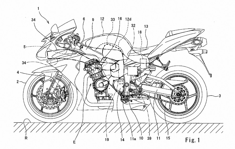 Upcoming Supercharged Kawasaki R2 Supercharged Leaked